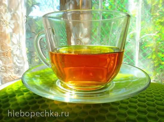 Ферментированный чай из дачных трав - напитки