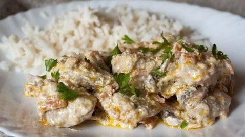 Фрикасе из курицы: 9 французских рецептов |
