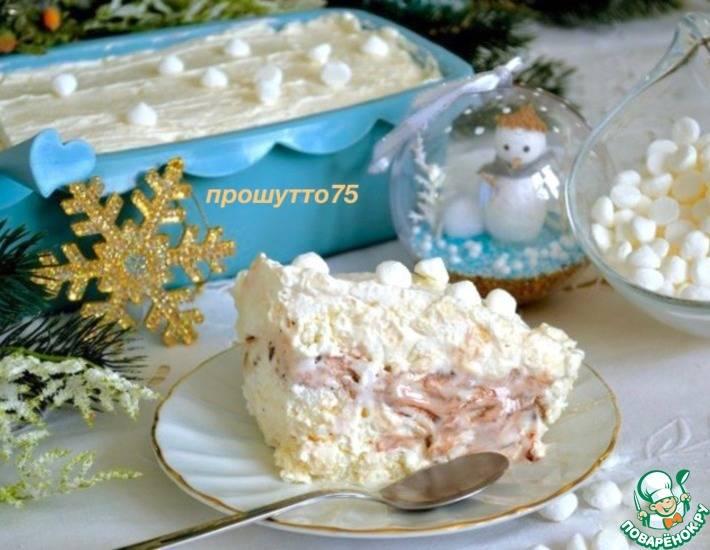 """Шотландский десерт """"кранахан с малиной"""""""