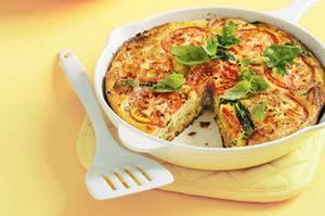 Рецепт фриттаты. фриттата по-итальянски, по-испански, с картофелем