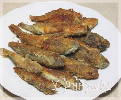 Морской бычок — что за рыба и рецепты с ней