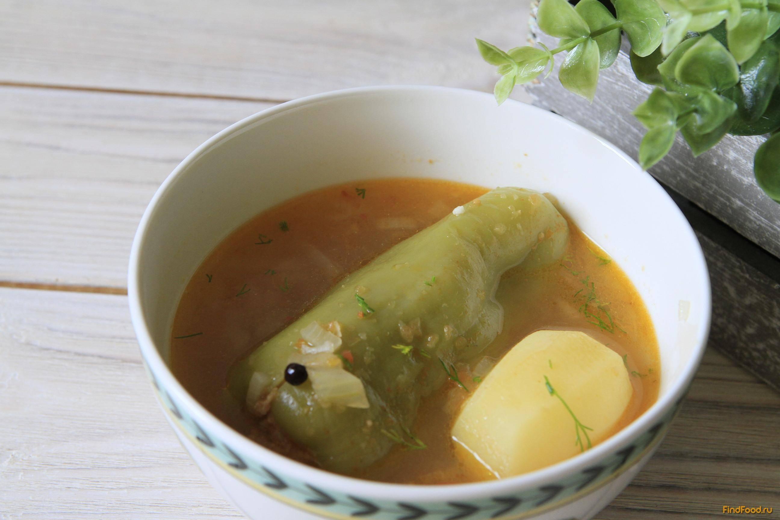 Фаршированные перцы - пошаговый рецепт с фото