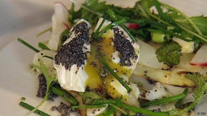 Вкус мая. рецепты блюд из белой спаржи