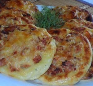 Как приготовить вкусные ватрушки с картошкой по пошаговому рецепту с фото