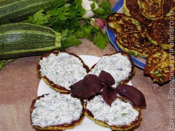 Кабачковые оладьи с овсяными хлопьями - запись пользователя аня (happy07) в сообществе кулинарное сообщество в категории блины, оладьи, лепёшки - babyblog.ru