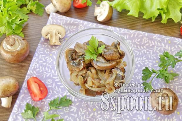 Пошаговые рецепты приготовления картофеля с грибами на сковороде, в мультиварке или духовке