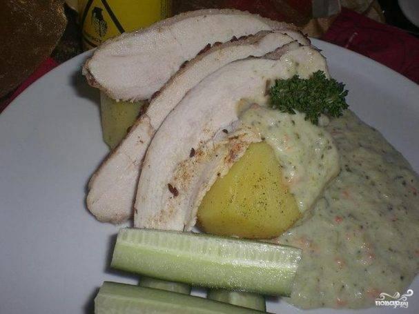Куриная грудка на пару в мультиварке - 7 пошаговых фото в рецепте