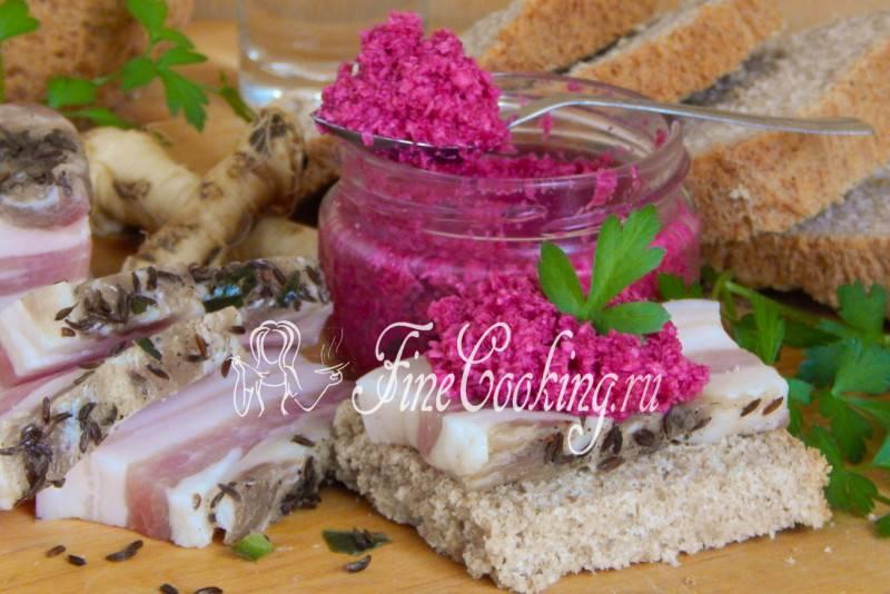 Как сделать хрен в домашних условиях. рецепты приготовления на мясорубке с майонезом, уксусом пошагово с фото