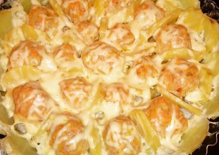 Поиск по запросу «блюда без картошки»