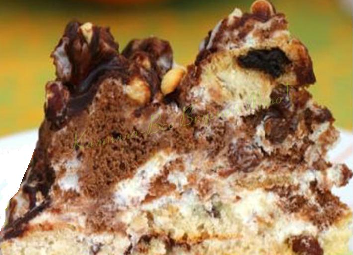 Глазурь из шоколада и сливок для тортов и других шоколадных изделий