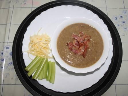 Суп-пюре с чечевицей: быстро, просто, вкусно