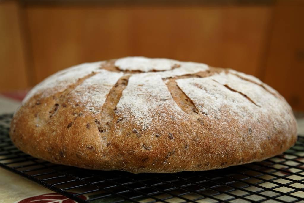 Свекольный хлеб