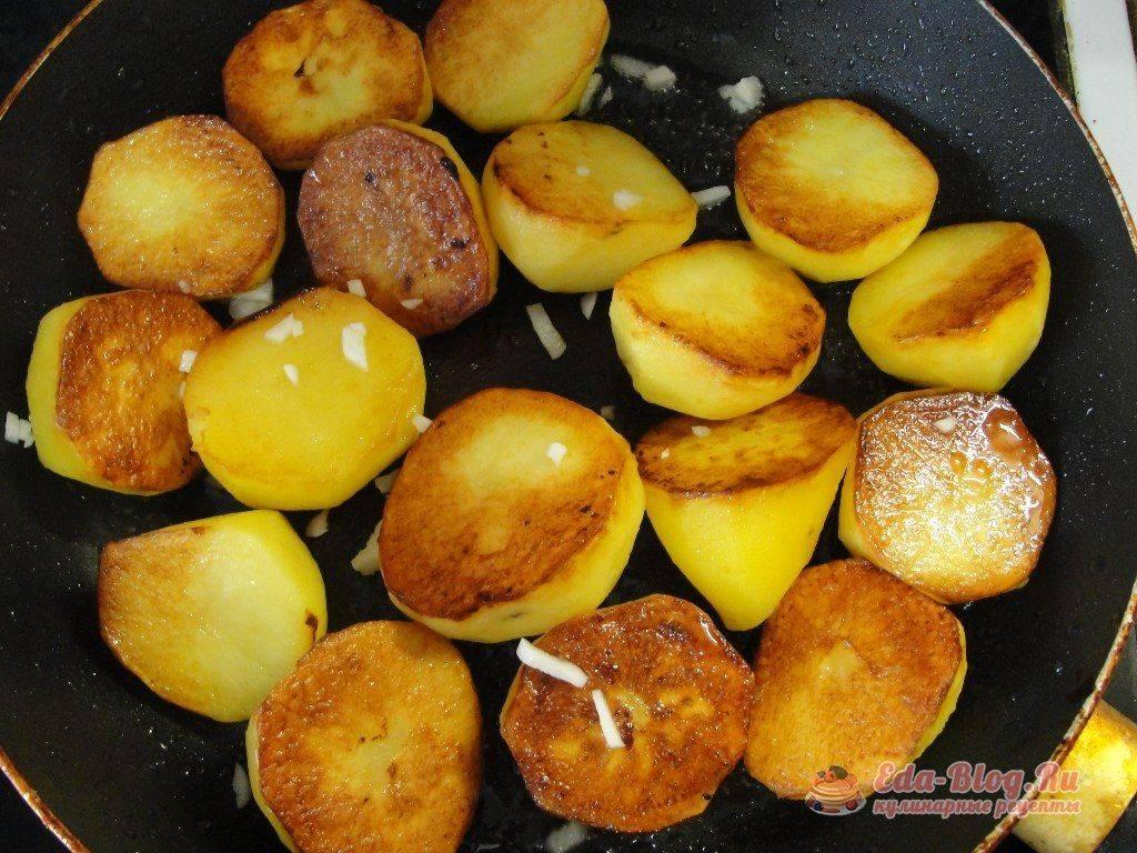 Печень с картошкой — 5 самых вкусных рецепта