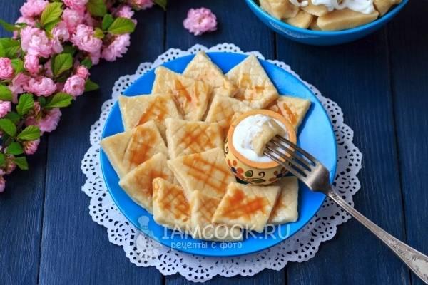 Обязательно для приготовления! рецепт ленивых вареников с бананом — супер вкусно