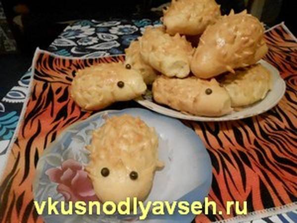 Печенье медвежье ушко рецепт с фото