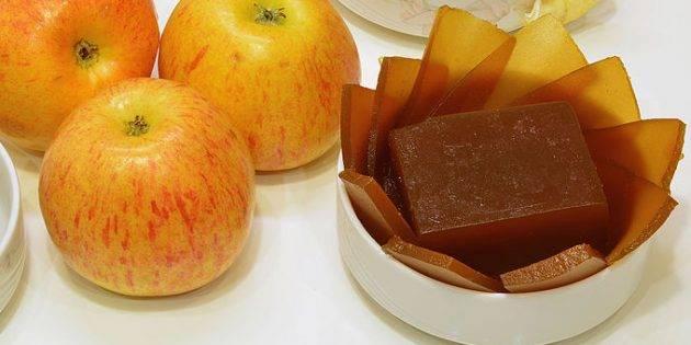 Мармелад из яблок в домашних условиях - простой рецепт пошаговый с фото