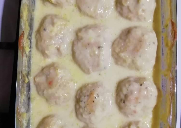 Рецепт фрикаделек в соусе