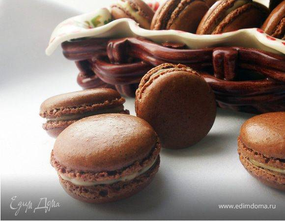 Французский шик: готовим нежное пирожное макарон