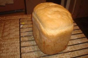 Домашний дрожжевой хлеб