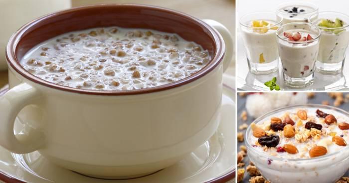 С чем есть мюсли на завтрак