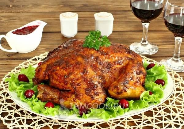 Рецепты курицы в духовке в пакете для запекания