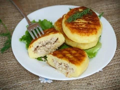 Картофельные зразы с мясным фаршем – актуальная старина! рецепт картофельных зраз с мясным фаршем: разгул фантазии