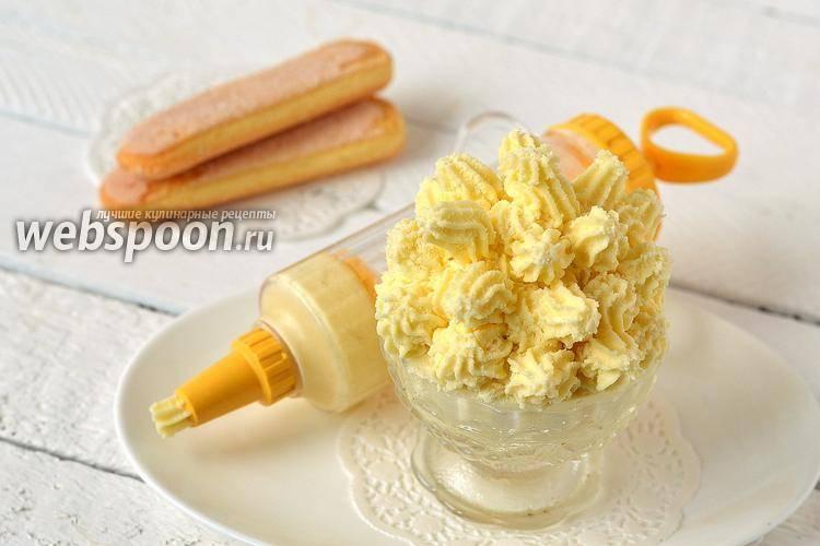 Крем для торта – 15 популярных рецептов