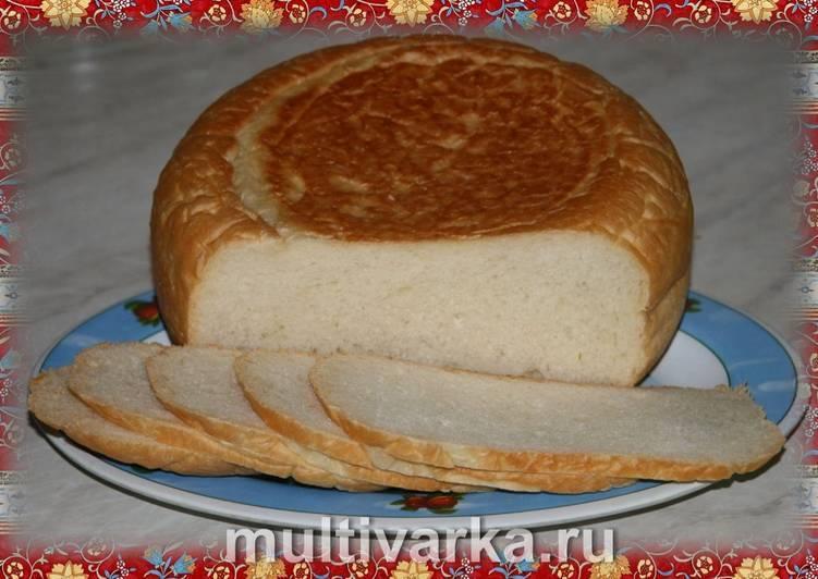 Как приготовить вкусный хлеб в мультиварке по пошаговому рецепту с фото