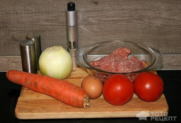Как приготовить ленивые манты на овощной подушке - рецепт, фото
