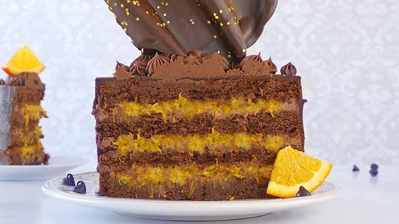Этот торт с мандаринами достоин высшей похвалы! удовольствие в чистом виде…