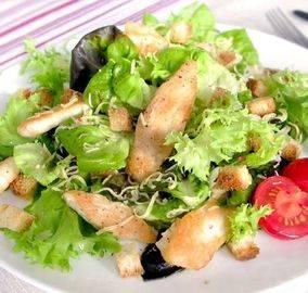 Салат цезарь — 4 лучших рецепта