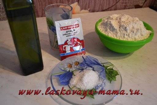 Мука рисовая - рецепты