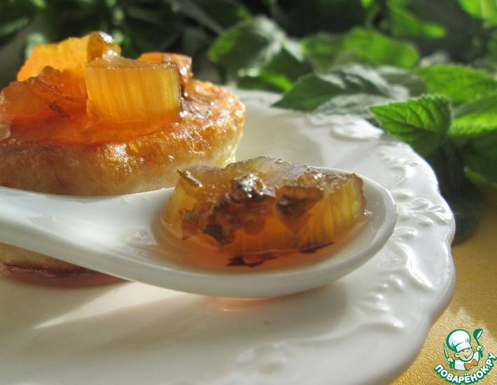 Варенье из ревеня: пошаговый рецепт приготовления в домашних условиях