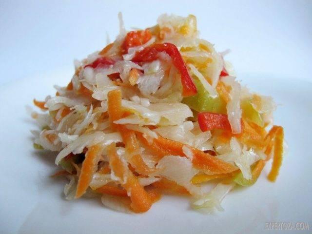 Быстрая засолка капусты без уксуса - самые любимые рецепты