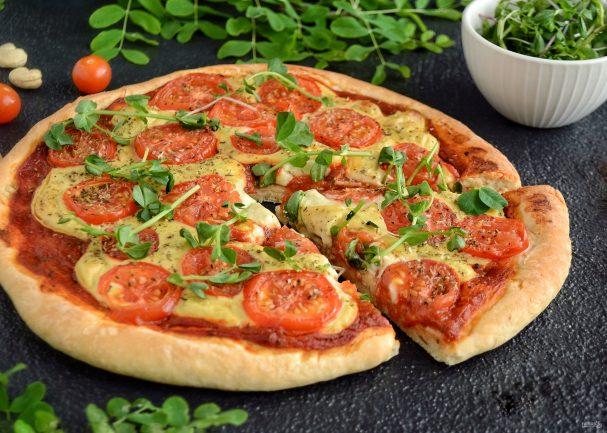 Пицца за 30 минут ️