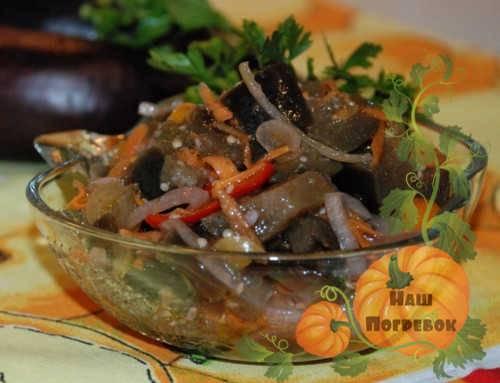 10 простых рецептов - как вкусно приготовить баклажаны (фото)
