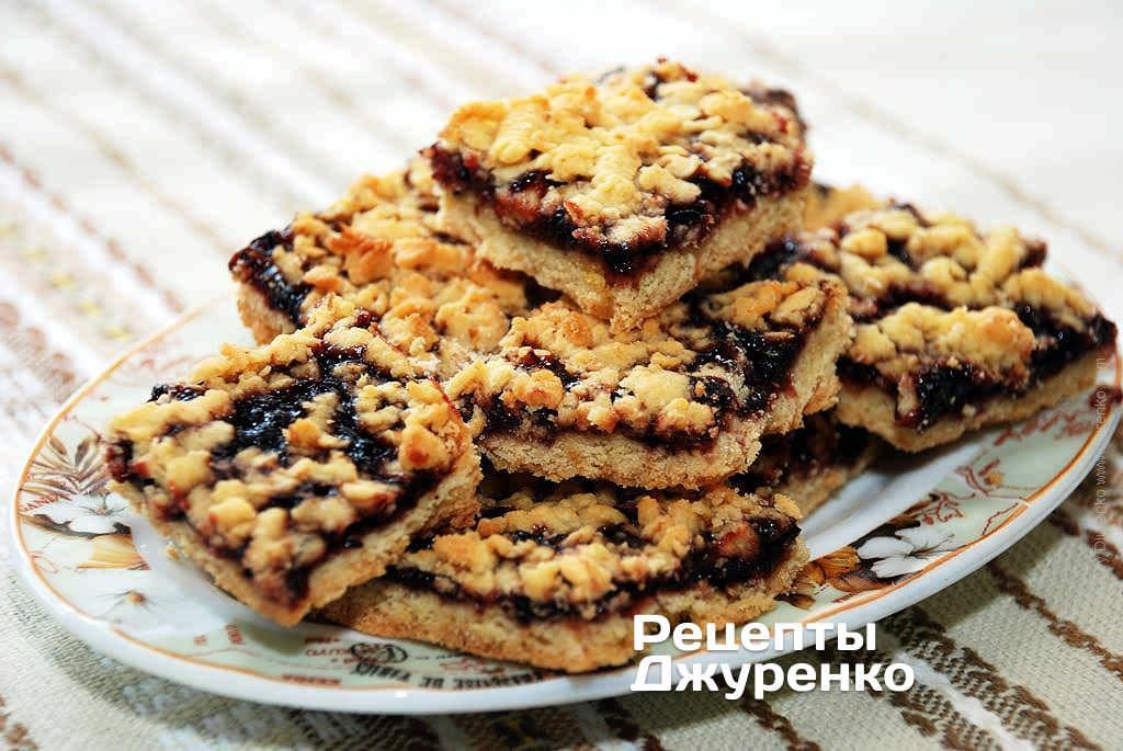 Лимонное печенье - рецепты джуренко