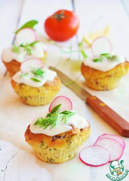Картофельные кексы - запись пользователя наталья (bylka) в сообществе кулинарное сообщество в категории блюда из картофеля - babyblog.ru