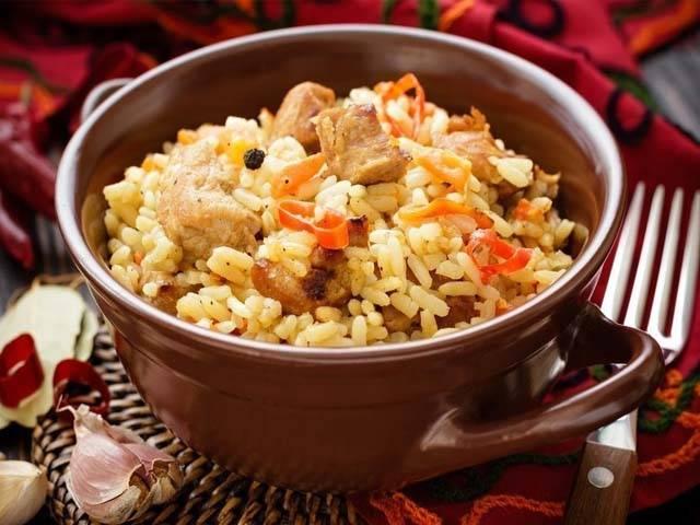 Куриные ножки с рисом в духовке - 12 пошаговых фото в рецепте