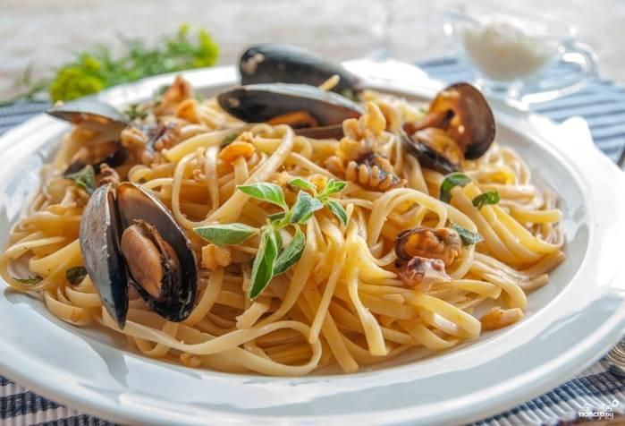 Куриная пиката со спагетти: несложный рецепт итальянской кухни