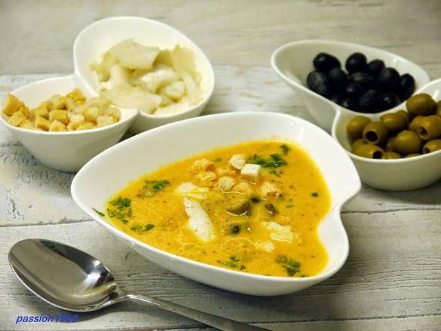 "Французский суп ""буйабес"""