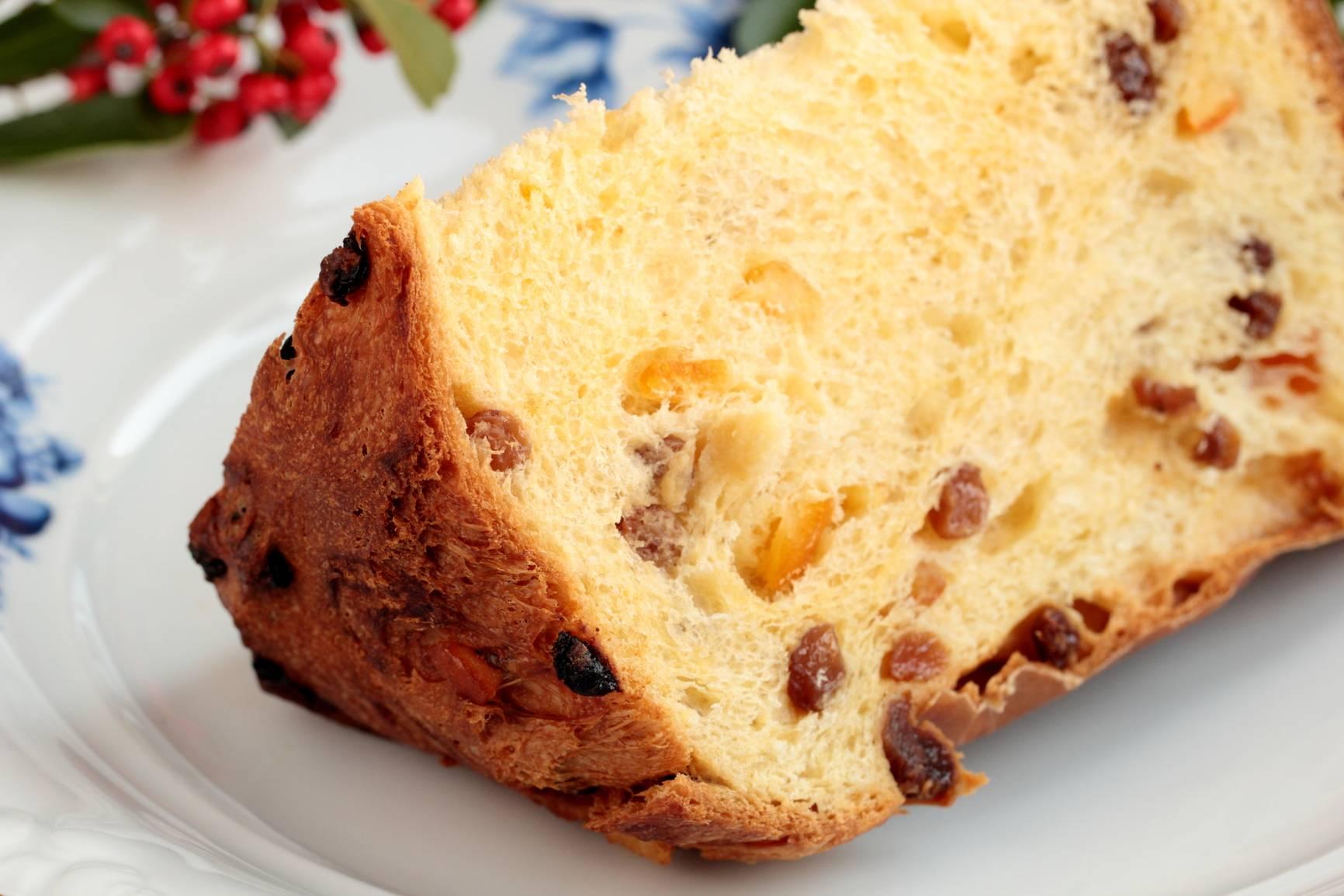 Итальянский кулич панеттоне. рецепт с пошаговыми фото