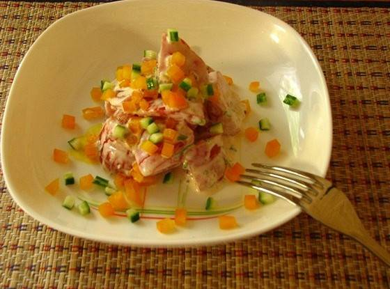 Огурцы с болгарским перцем на зиму: 38 домашних вкусных рецептов