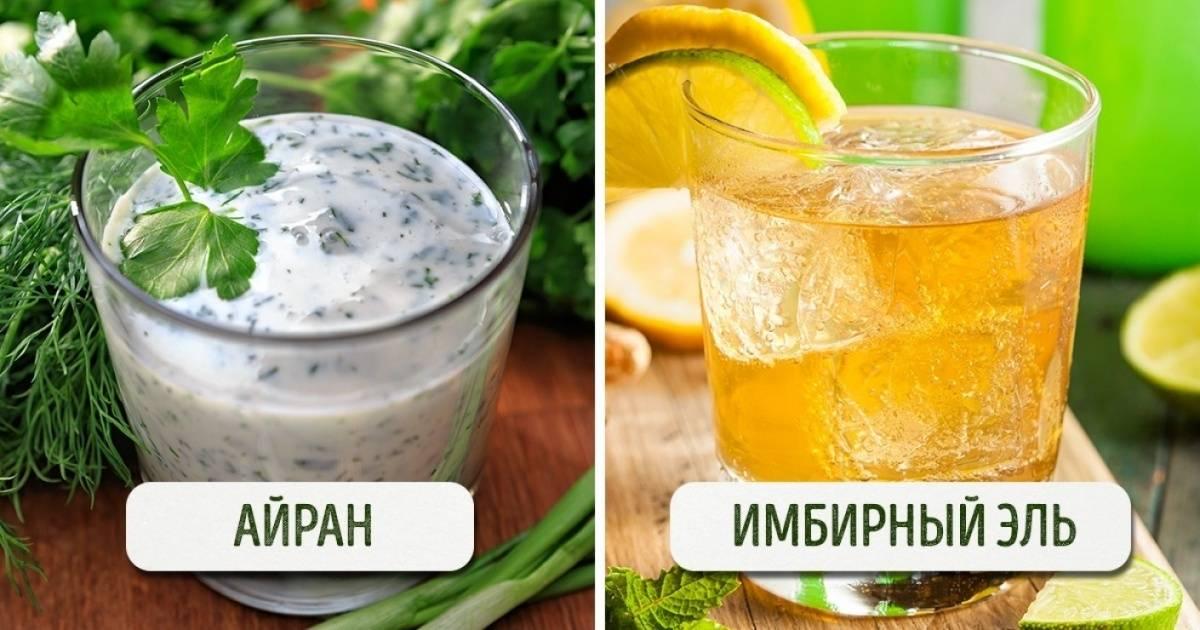 Как сделать ласси, популярный в индии молочный напиток