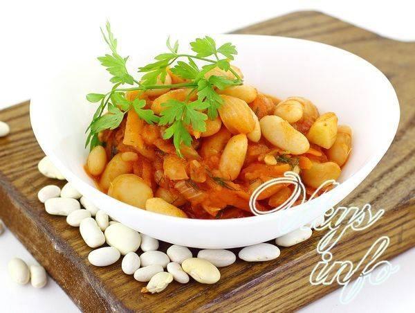 Фасоль в томатном соусе: 10 лучших рецептов |