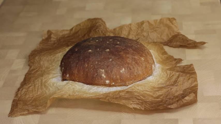 Домашний жареный хлеб в американском стиле