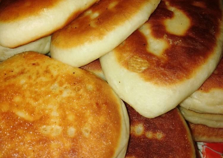 Пошаговый рецепт приготовления ленивых пирожков