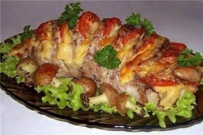 Рецепты картофельные грибочки