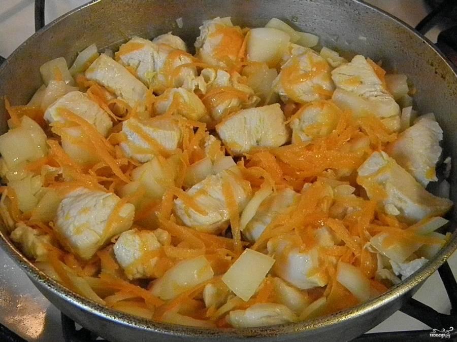 Подлива из куриной грудки — рецепт с пошаговыми фото и видео. как приготовить подливу из куриного филе?