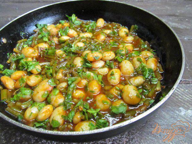 Фасолево-чесночный соус: 2 простых шага и всего 5 минут